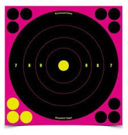 "BIRCHWOOD BIRCHWOOD CASEY SHOOT N C REACTIVE TARGETS 8"" 30 PK"