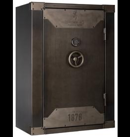 BROWNING BROWNING SAFE 1878-49 STNDMTL CAST IRON ELCK