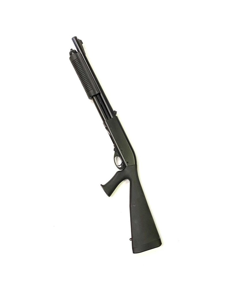 USED REMINGTON 870 POLICE PARKERIZED 12GA 14""
