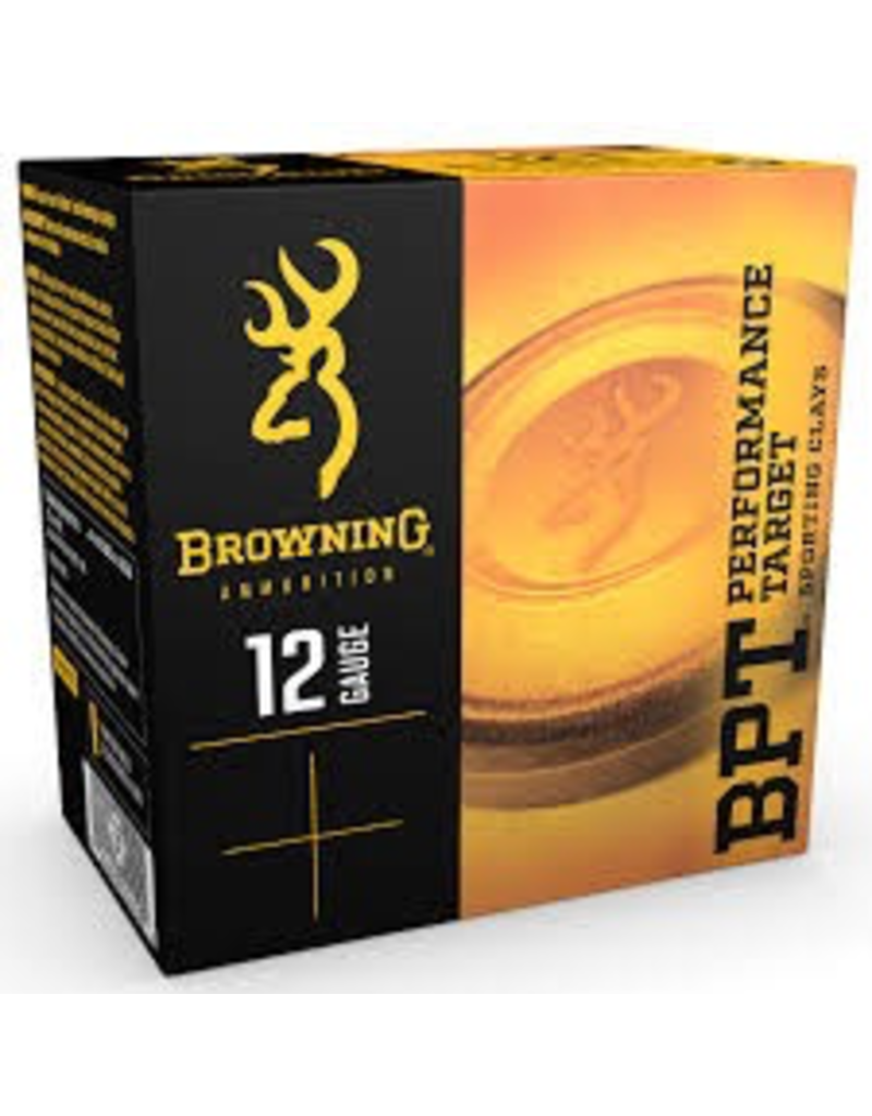 BROWNING BROWNING 12 GA 2-3/4 11/8 OZ 25 RDS 8 SHOT LIGHT