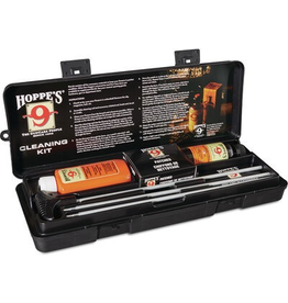 HOPPE'S HOPPE'S NO. 9 RIFLE & SHOTGUN CLEANING KIT AND STORAGE BOX