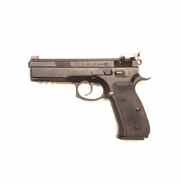 USED CZ 75 SP-01 9MM<br /> 3 MAGS