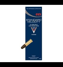 CCI CCI C.22 LR STD. VELOCITY 100 RDS