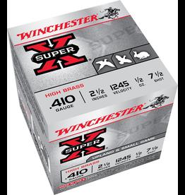 """WINCHESTER WINCHESTER 410 GA 2.5"""" 1/2OZ #7 1/2"""
