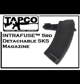 TAPCO TAPCO BLACK INTRAFUSE 5RD DETACHEABLE SKS MAG