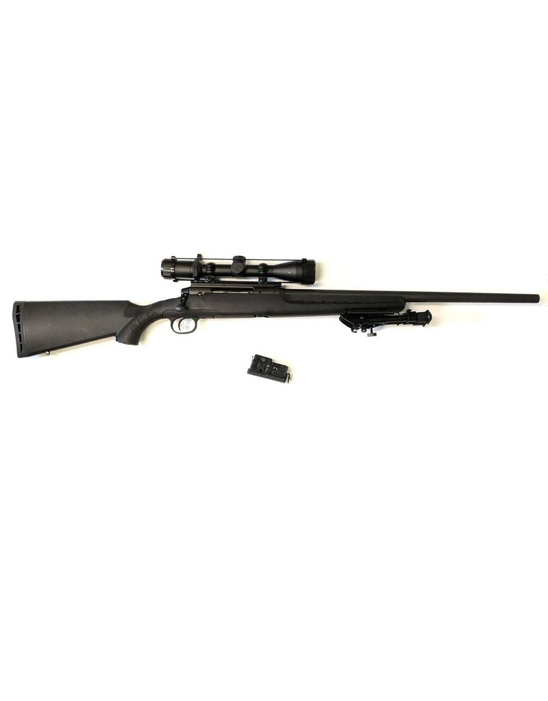 SAVAGE SAVAGE AXIS 308 WIN BLACK SYNTHETIC