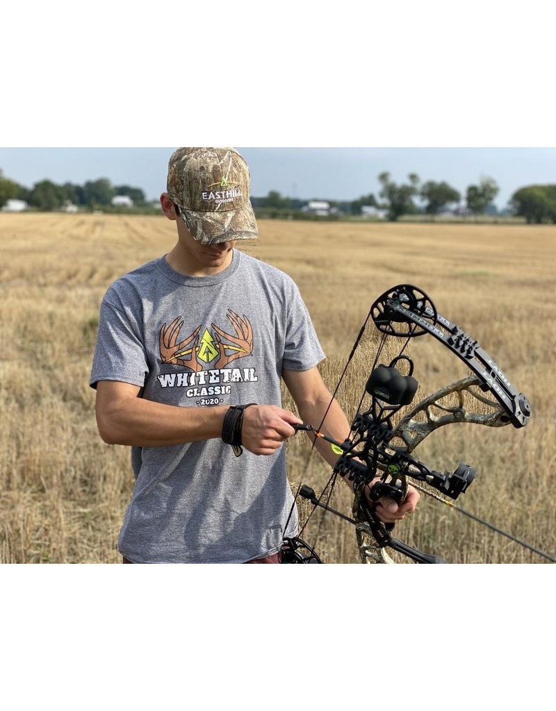 EASTHILL OUTDOORS 2020 EASTHILL WHITETAIL CLASSIC T-SHIRT