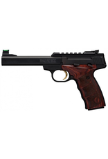 BROWNING BROWNING BUCK MARK PLUS ROSEWOOD UDX SEMI-AUTO PISTOL .22 LR