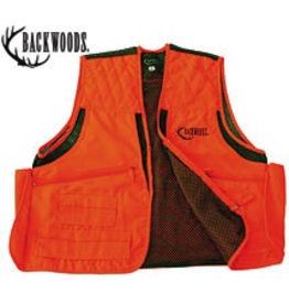 BACKWOODS BACKWOODS UPLAND GAME VEST 2X-LARGE