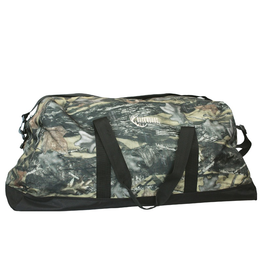 BACKWOODS BACKWOODS PURE CAMO DUFFLE BAG 160 LITER CAPACITY