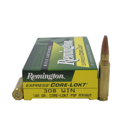 REMINGTON REMINGTON R308W3 308 WIN 180Gr PSPCL