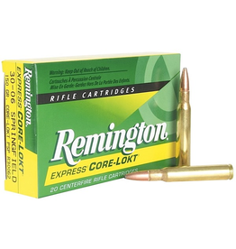 REMINGTON C.270 WIN 130GR PTD SP CORE-LOKT