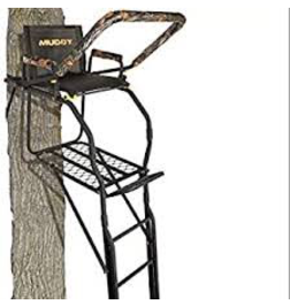 MUDDY MUDDY SKYBOX DELUXE 20' LADDER STAND