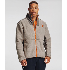 UNDER ARMOUR UNDER ARMOUR MEN'S LEGACY SHERPA SWACKET