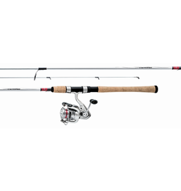 DAIWA DAIWA CROSSFIRE SPINNING ROD COMBO 2PC