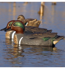 FLAMBEAU OUTDOORS FLAMBEAU STORM FRONT 2 CLASSIC GREEN-WINGED TEAL 6PK