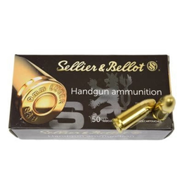 SELLIER & BELLOT SELLIER & BELLOT C.9MM PARA 124 GR FMJ