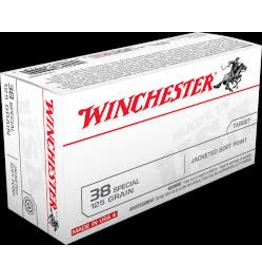 WINCHESTER WINCHESTER 38 SPECIAL 125GR FMJ 50 RDS