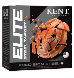 "KENT CARTRIDGE KENT CARTRIDGE ELITE STEEL TARGET 12 GA 2 3/4"" 1 OZ"