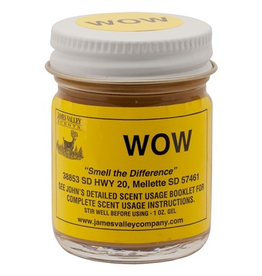 JAMES VALLEY COMPANY JAMES VALLEY WOW GEL  1 0Z