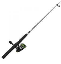 ZEBCO ZEBCO STINGER 2PC SPINNING ROD AND REEL COMBO