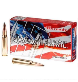 HORNADY HORNDAY AMERICAN WHITETAIL 6.5 CREEDMOOR 125GR INTERLOCK