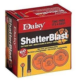 DAISY SHATTERBLAST TARGET DISKS