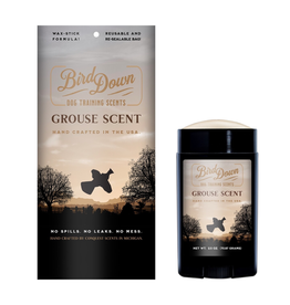 CONQUEST SCENTS CONQUEST SCENTS BIRD DOWN TRAINING GROUSE SCENT