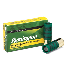 "REMINGTON RL12RS SLUGGER RIFLED SLUG 12 GA 2 3/4"" 5RDS"