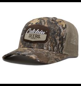 CATCHIN' DEERS CATCHIN' DEERS TWO TONE MESHBACK REALTREE EDGE HAT