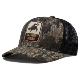 CATCHIN' DEERS CATCHIN' DEERS GIDDY UP MESHBACK HAT- REALTREE TIMBER