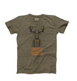 CATCHIN' DEERS CATCHIN' DEERS SS T-SHIRT STRAIGHT SHOOTER
