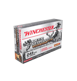 WINCHESTER WINCHESTER 243 WIN 85GR COPPER EXTREME POINT 20 RDS