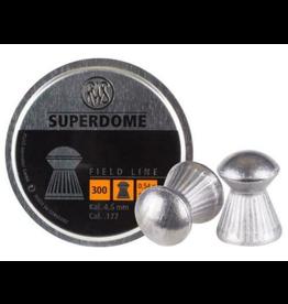 RWS RWS SUPERDOME FIELD LINE .177 CAL 300 PELLETS