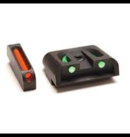 TRUGLO FIBER OPTIC SIGHT SHOTGUN/RIFLE SET REMINGTON