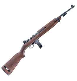 "CHIAPPA CHIAPPA M1 RIFLE WOOD 9MM LUGER 19"" MATTE BLUE"
