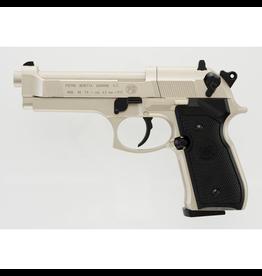 BERETTA BERETTA M 92 FS NICKEL/ BLACK PELLET GUN