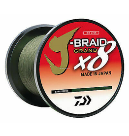 DAIWA DAIWA J-BRAID GRAND X8 10LB 3000YDS