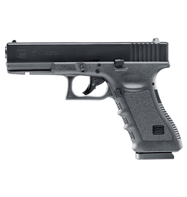 GLOCK GLOCK G17 GEN 4 BLACK .177 CALIBER CO2 BB PISTOL 320 FPS