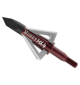 MUZZY MUZZY BROADHEADS MX-4 100 GR SCREW-IN 3PK