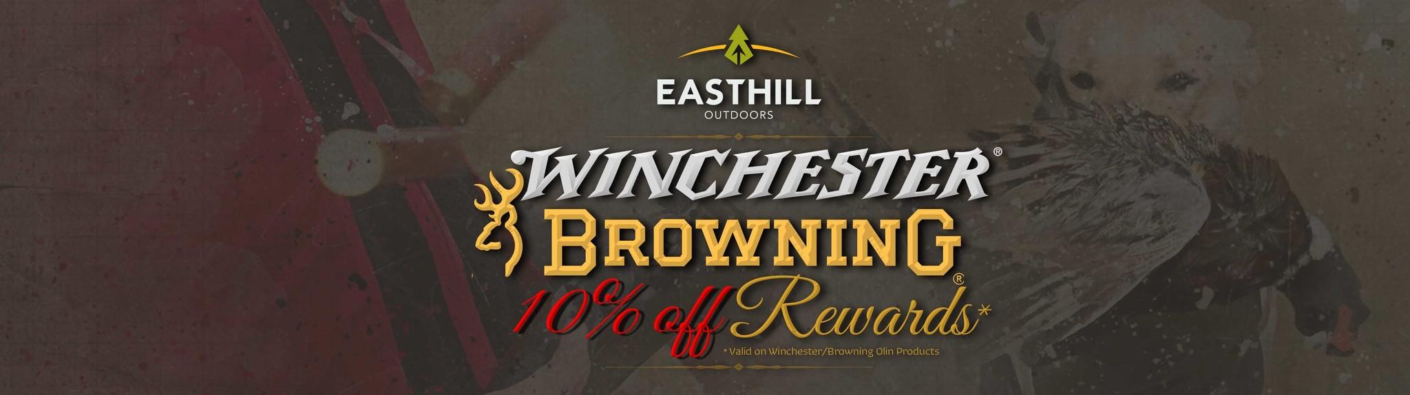 Winchester Browning Rewards