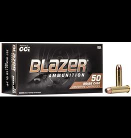 CCI CCI BLAZER BRASS 357 MAG JHP 158GR 50 RDS