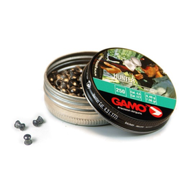 GAMO GAMO HUNTER HIGH KNOCKDOWN POWER PELLET .177 CAL 250 PELLETS