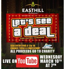EASTHILL OUTDOORS LET'S SEE A DEAL ENTRY