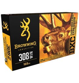 BROWNING BROWNING BXC 308 WIN 168 GR BIG GAME 20 RDS