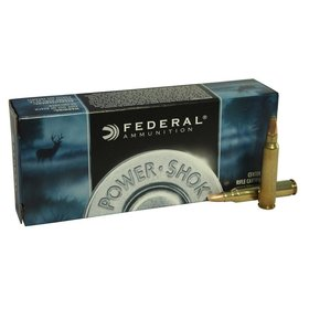 FEDERAL FEDERAL 223 REM 55GR SOFT POINT 20 RDS