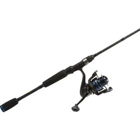 """LEW'S LEW'S AMERICAN HERO SPEED SPINNING ROD AND REEL COMBO 2PC 6'6"""""""