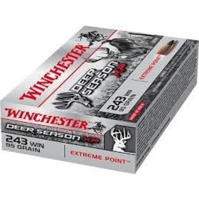 WINCHESTER WINCHESTER 243 WIN 95GR EXTREME POINT POLYMER 20 RDS