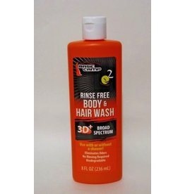 DEAD DOWN WIND RINSE FREE BODY & HAIR WASH 8 FL OZ