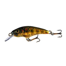 RAPALA RAPALA ULTRA LIGHT MINNOW 04 BROWN TROUT